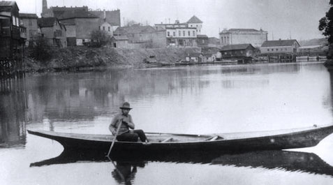 manincanoe Early Nanaimo History