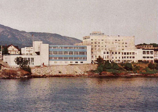 Malaspina Hotel Nanaimo