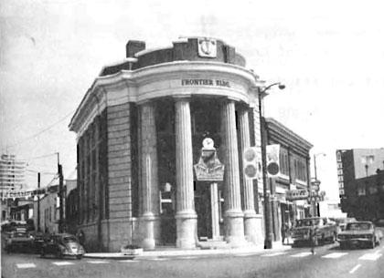ChurchStBank1 Celebrating 100 years: Great National Land Building