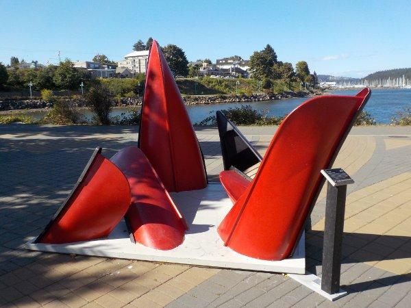 2016 new public art called Passage